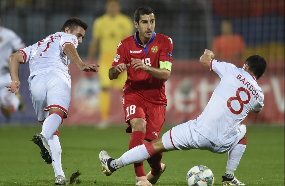 VIDEO | Gibraltar tegi jalgpalliajalugu, Läti ei suutnud taas mudaliigas võita