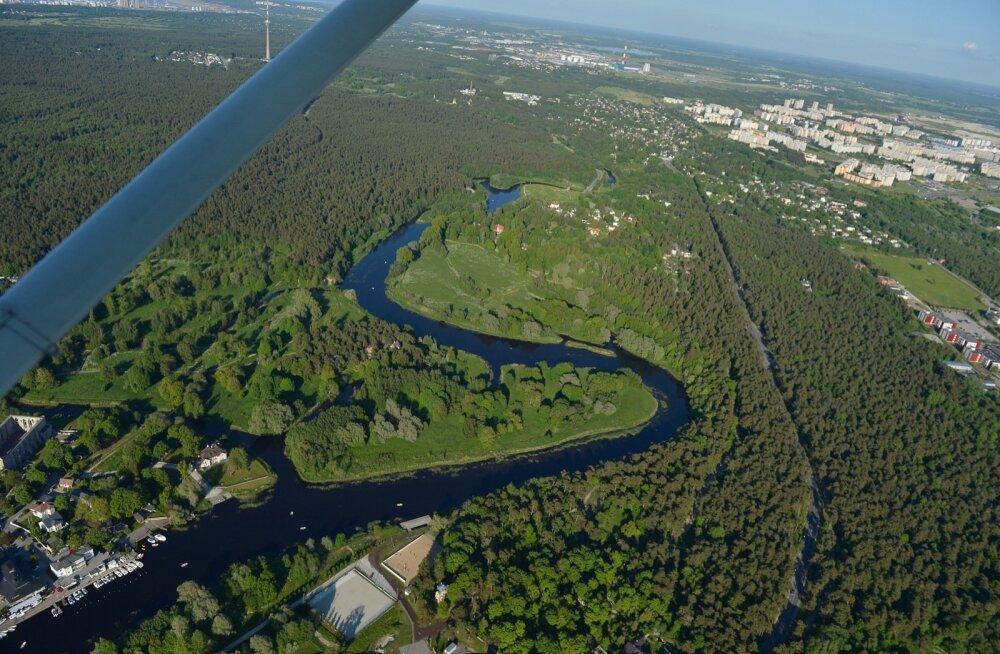 Pirita jõe suudmesse kavandatakse ärihoonet