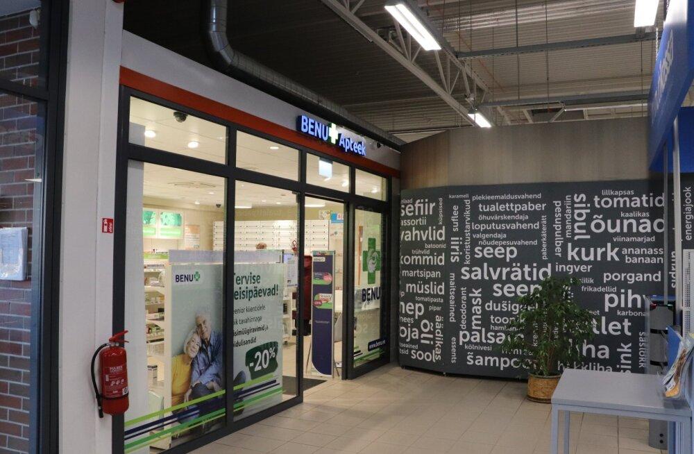 Võsu ja Loksa apteegid