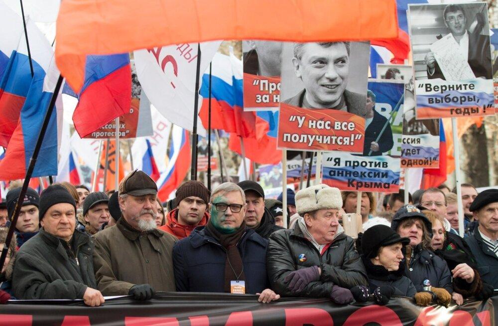 Russia Nemtsov