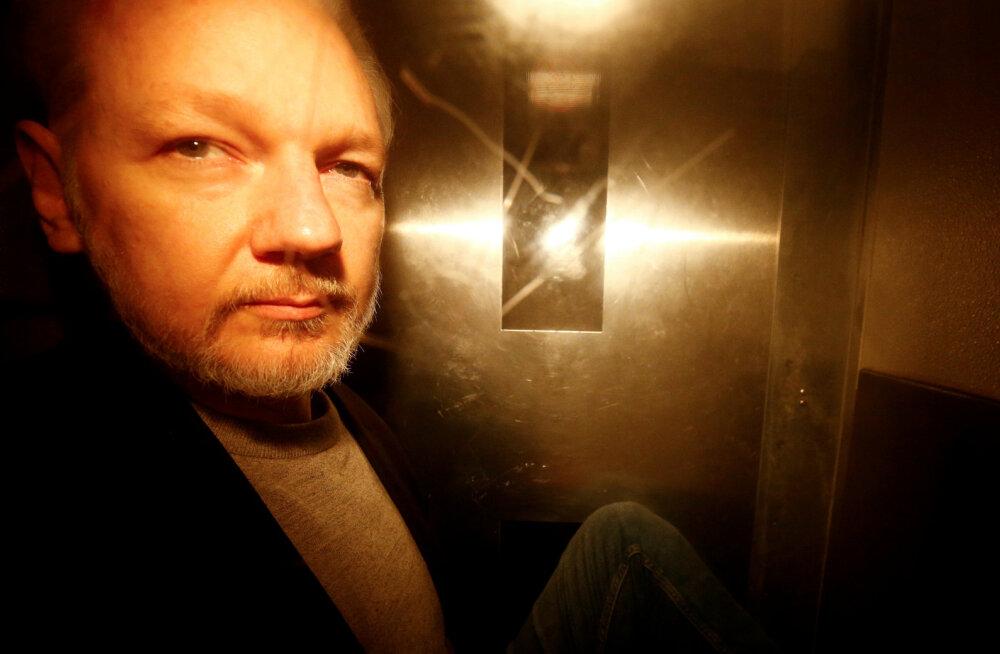 Julian Assange on liiga haige, et videosilla abil kohtuistungil osaleda