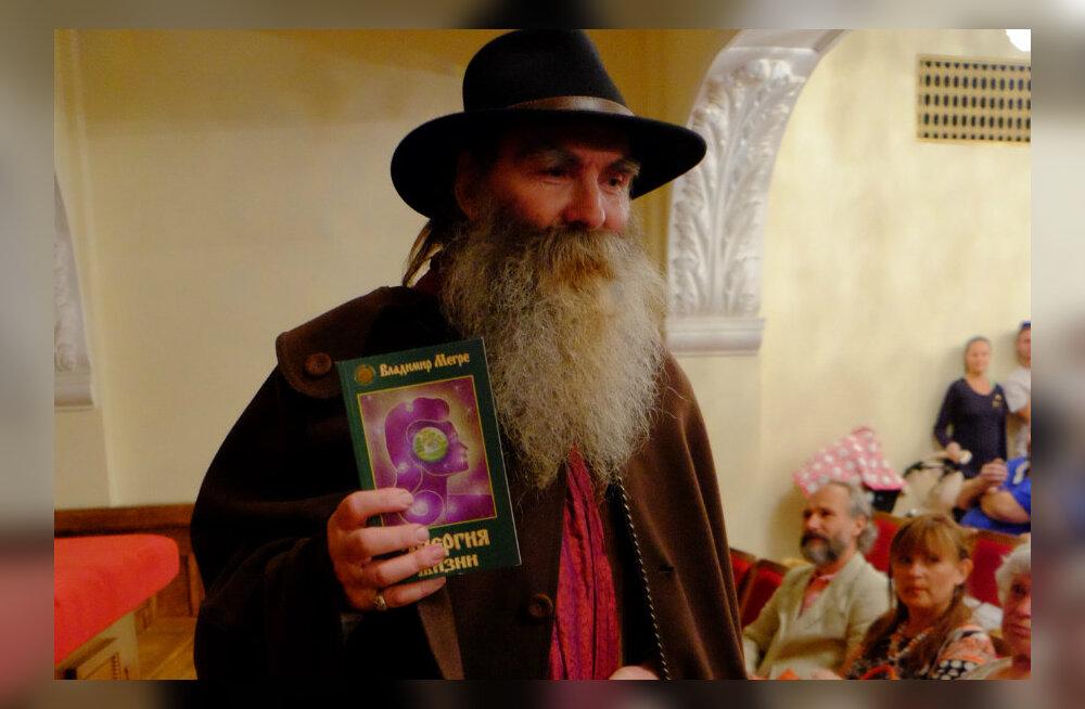 GALERII: Vladimir Megre lugejakonverents tõi kokku Vene kultuurikeskusetäie Anastasia fänne