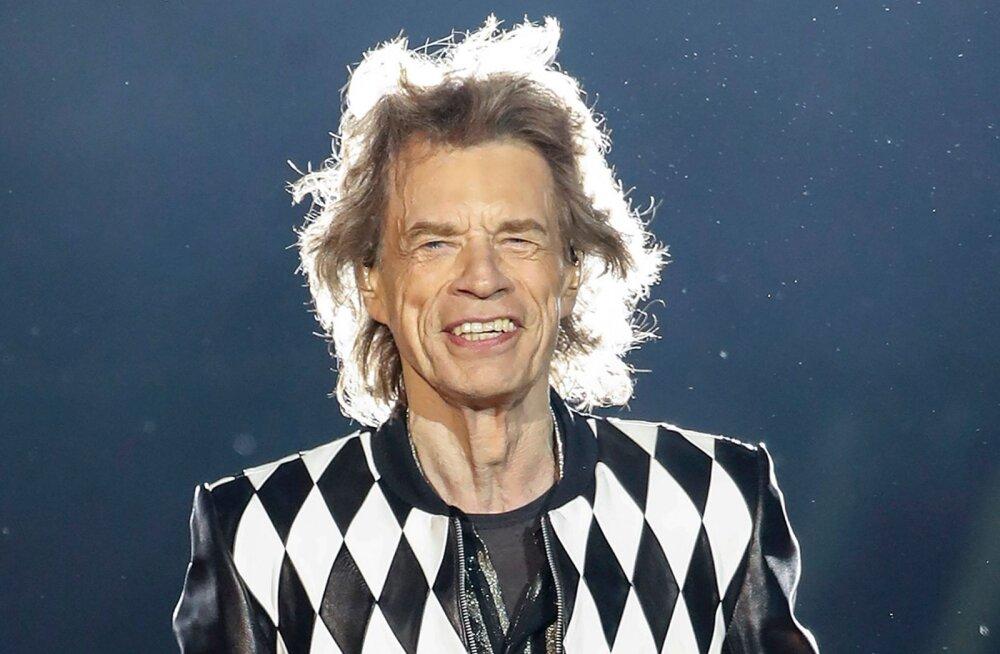 VIDEO | Vägev! Mick Jagger on tagasi laval ja valmis rokkima