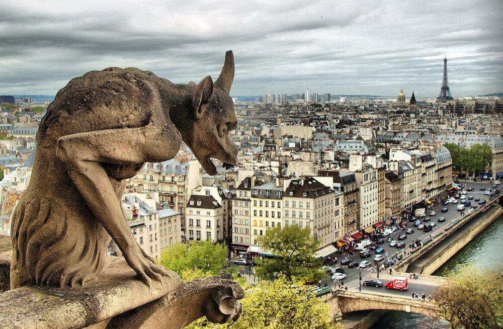 Парижские леса могут стать Меккой для нудистов