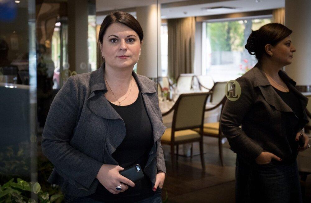 Natalja Radzina on veebiportaali Harta 97 peatoimetaja, nimekas Valgevene ajakirjanik.