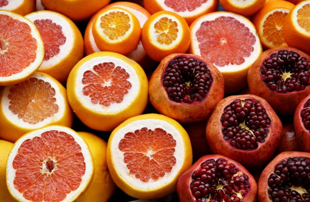 ÜHEKSA sümptomit, mis viitavad C-vitamiini vaegusele