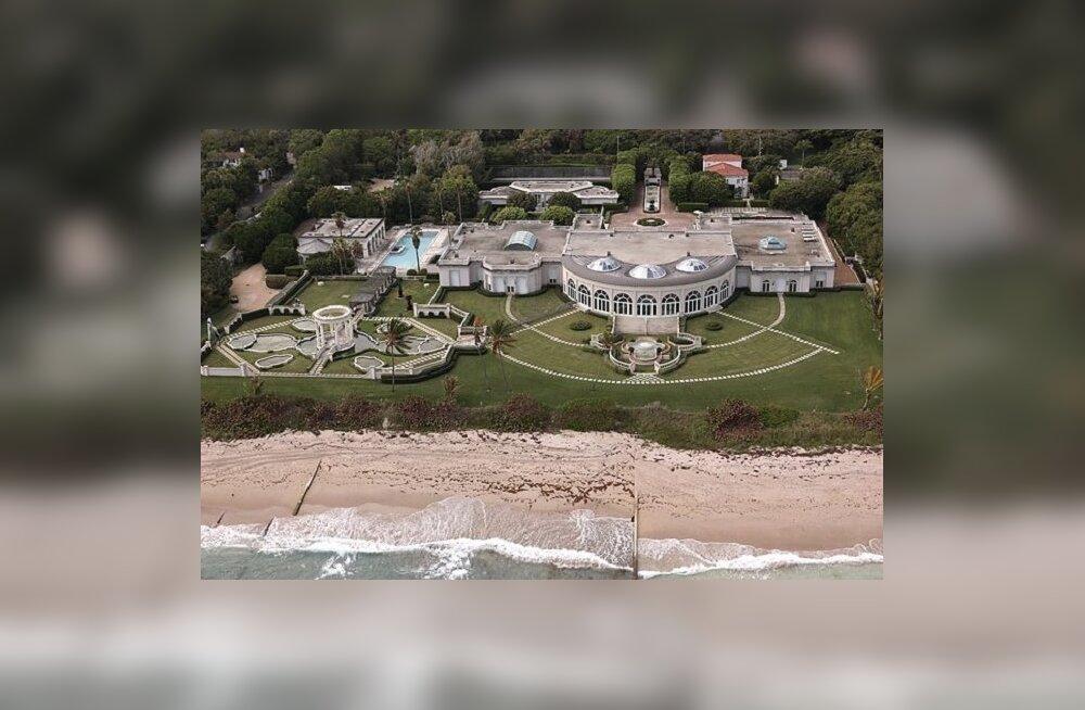 Donald Trumpi 95 miljoniga müüdud maja lükatakse kokku