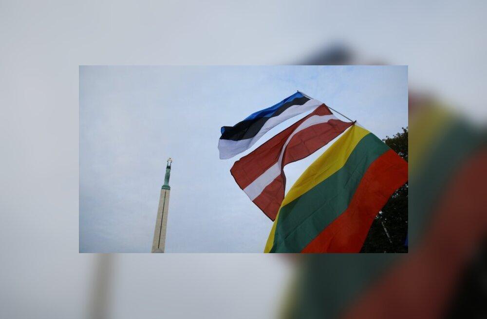 """Латвийский премьер: с пятницы """"Балтийский пузырь"""" перестанет существовать"""