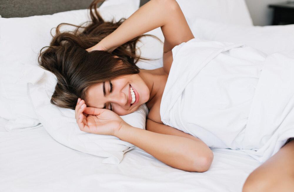 Selles vanusegrupis naised tahavad eriti palju seksida ja sel on üks hea põhjus