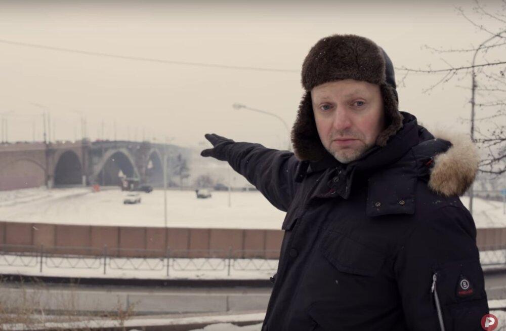 """Автора YouTube-канала """"Редакция"""" Алексея Пивоварова не пустили в Украину"""