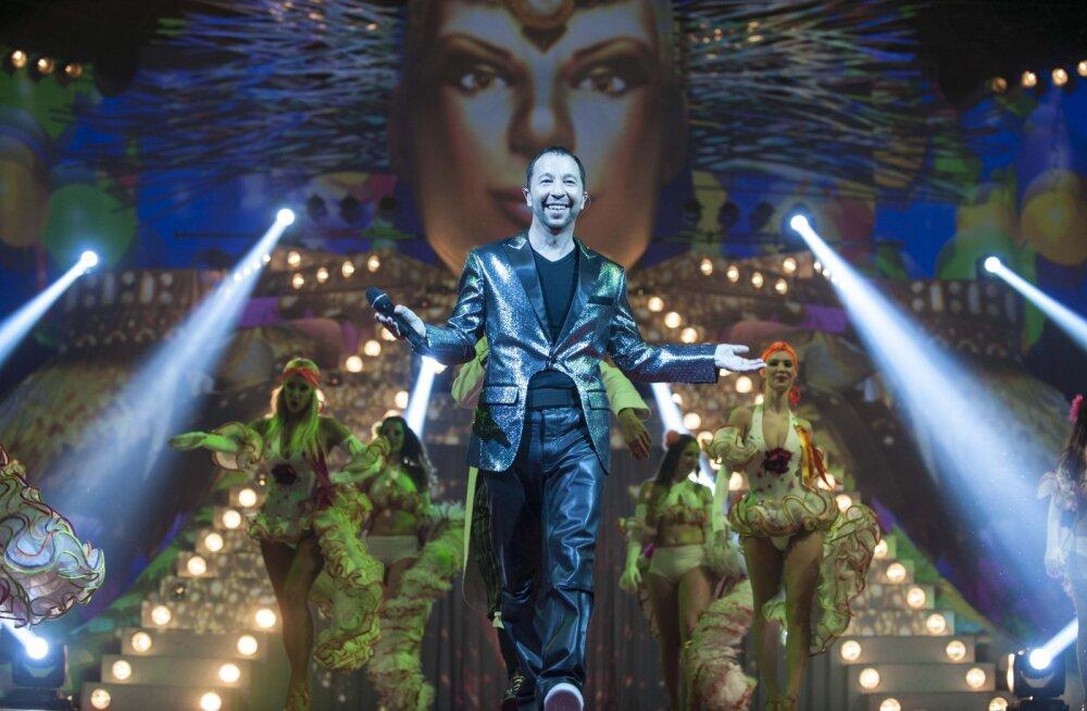 VAATA, mida põnevat soovib maailmakuulus DJ BoBo oma Tallinna kontserdil lava taha