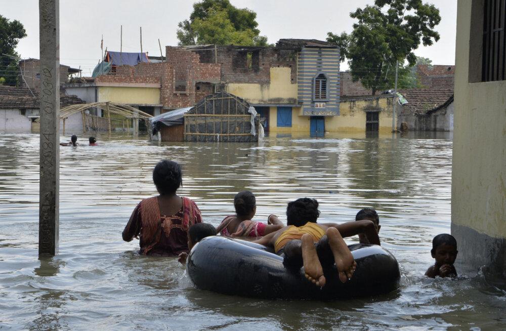 Рост уровня мирового океана ускоряет потепление и угрожает бедным странам и большим городам