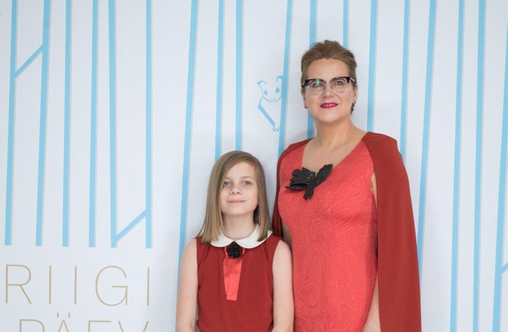 Võrdsete võimaluste volinik Liisa Pakosta ja Helena Maria Reisner