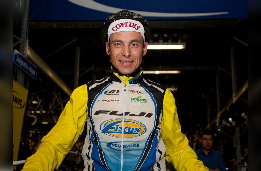 Raimo Laosma, jalgratas