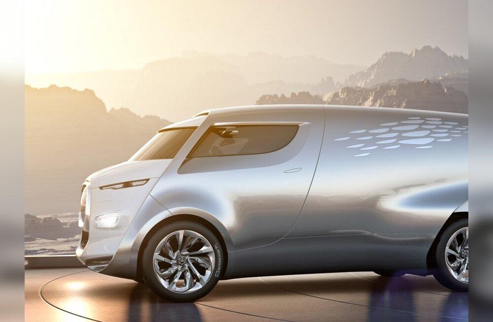 Citroën Tubik tooks inimesed mikrobussidesse tagasi küll.