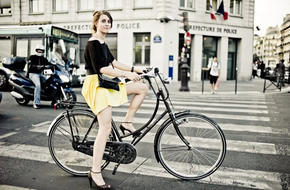 Millised on maailma kõige turvalisemad linnad jalgratturitele?