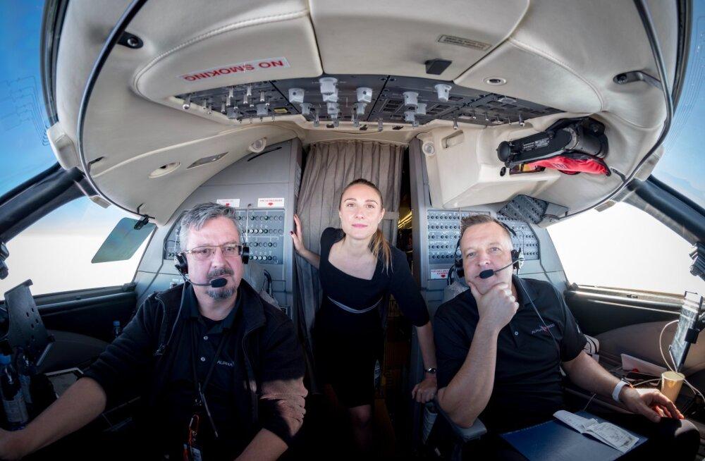 NO MIDA | Uuring tõestab, et lennuki meeskonnaliikmed võivad oma reisidel väga siivutult käituda