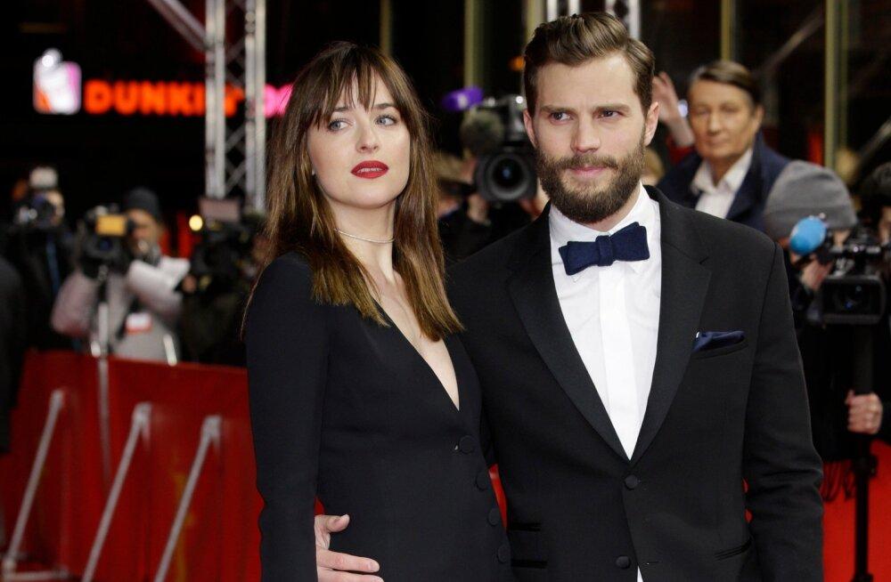 Germany Berlin Film Festival 2015 Fifty Shades of Grey World Premiere