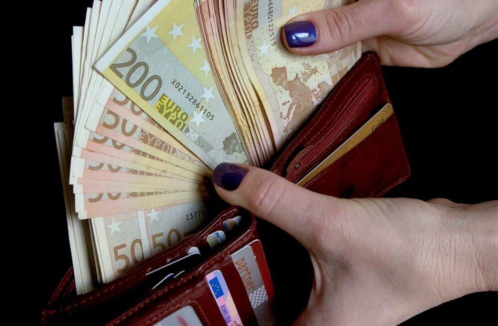 Analüütik: Eesti kiire palgakasv on põhjendamatu ja ei vasta majanduse võimetele