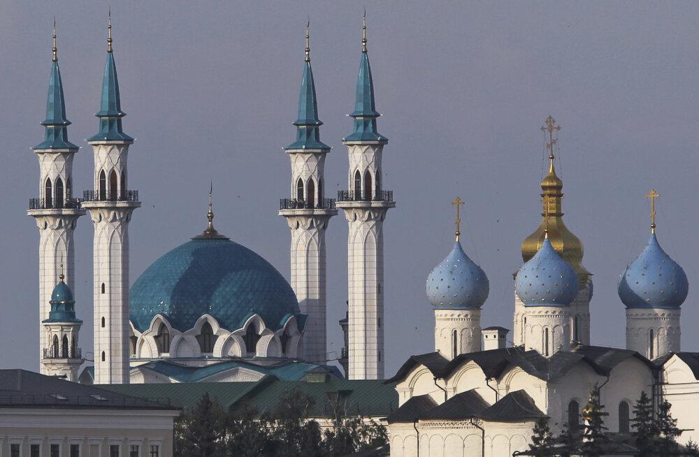 Tatarstan keeldub tähistamast Venemaa mongoli-tatari ikkest vabastamise tähtpäeva