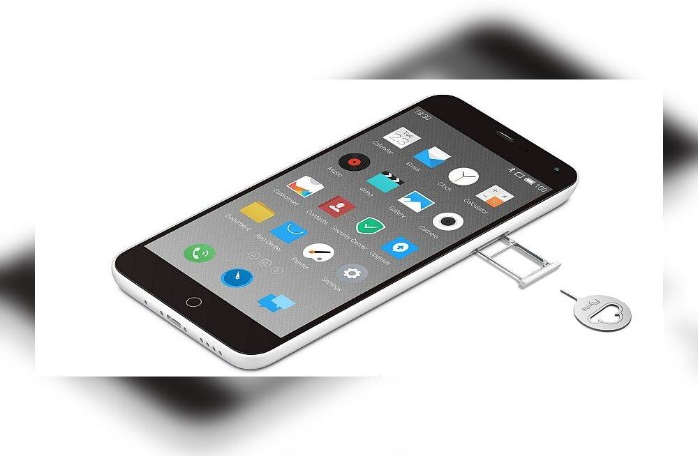 TEST: Meizu nutitelefon M1 Note – kindlasti üks parimaid, mida 250 euro eest osta!