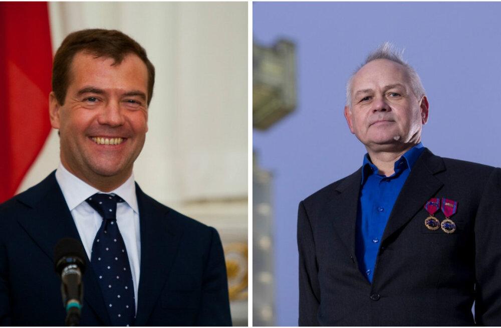 """ГЛАВНОЕ ЗА ДЕНЬ: """"Тайная недвижимость"""" Медведева и требования Менькова"""