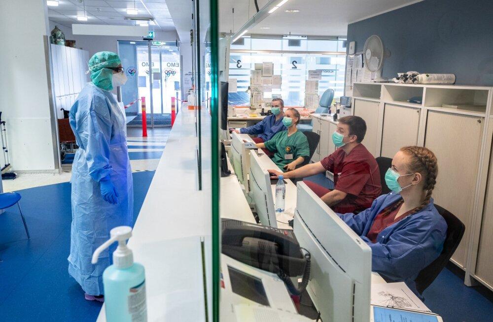Tartu Ülikooli Kliinikumi plaaniline ravitöö lükkub edasi kuni 30. aprillini