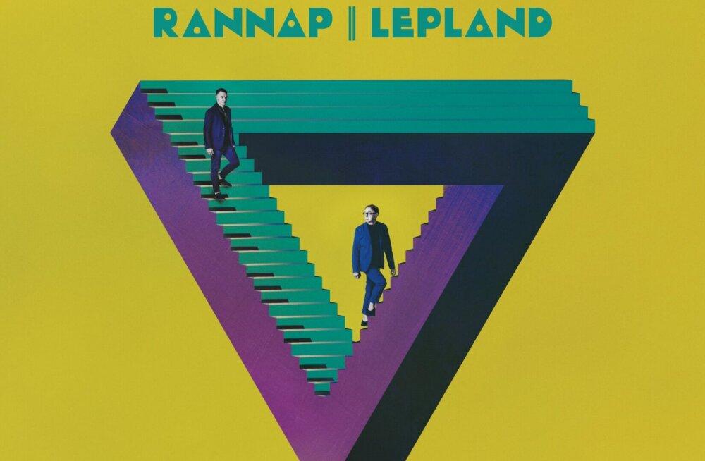 Kingi isale Rein Rannapi ja Ott Leplandi ühise kontserdi piletid