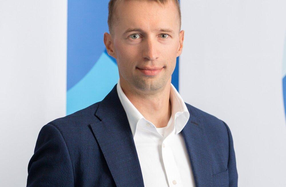 OIXIO tegevjuht Tauno Telvik.
