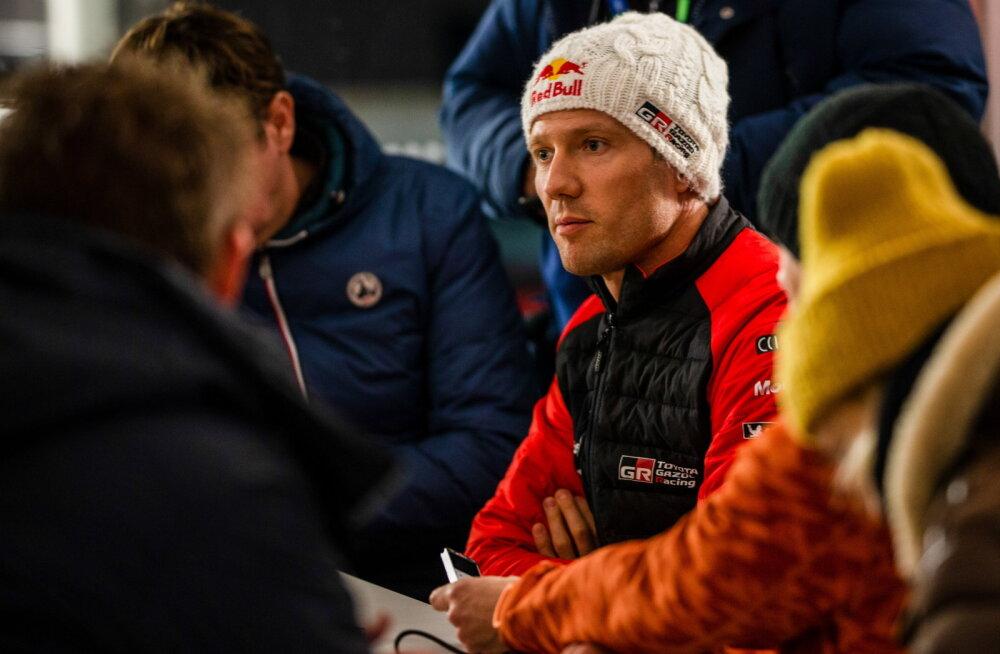 Tommi Mäkinen püüab veenda Ogier'd Toyotasse jääma: tean, mida selleks tegema peame