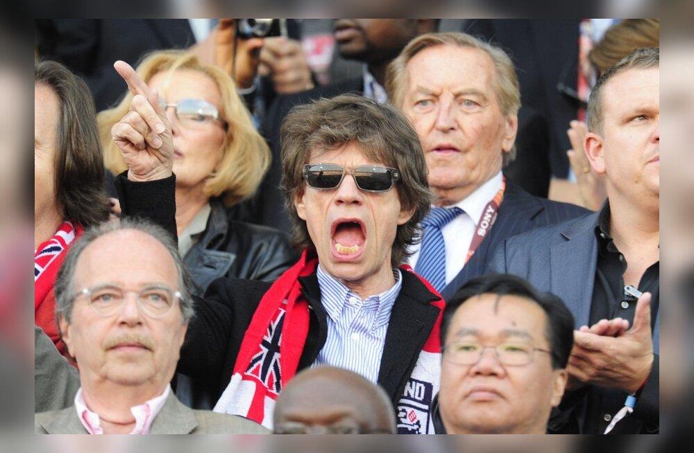 Vingelt paneb! Mick Jagger on maganud 4000 naise ja David Bowie'ga!