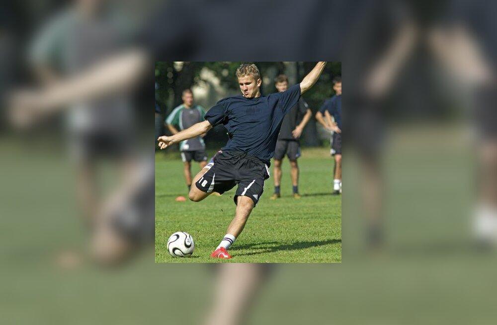 Nikita Andrejev, FC Levadia