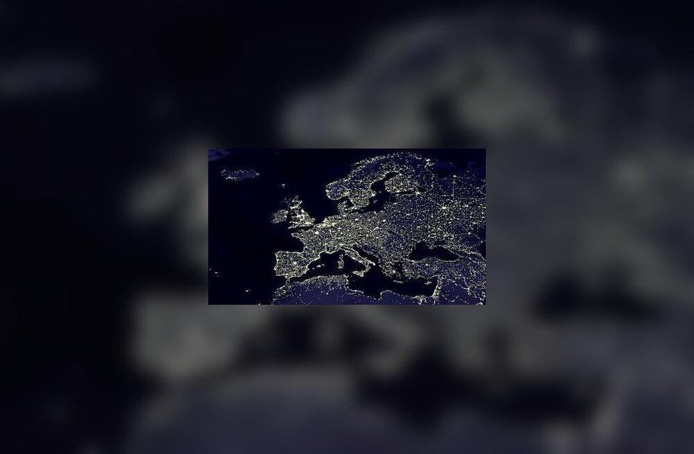 Öine Euroopa kosmosest