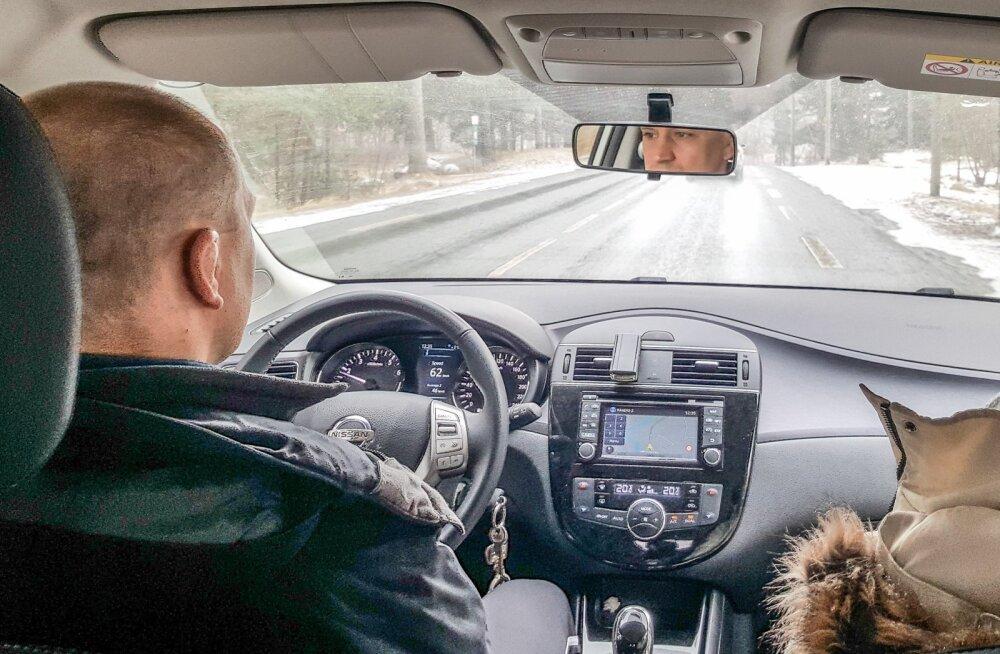Pereauto otsingul: Nissan Pulsar, emale paras ja isale meeldib