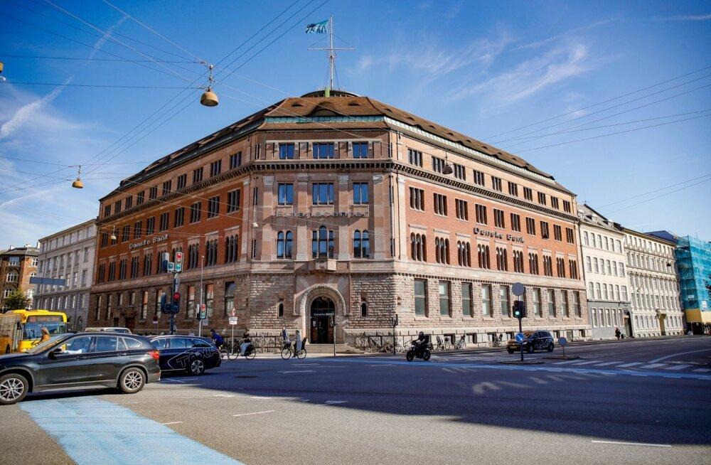 Danske on pannud trahvide jaoks kõrvale 2,4 miljardit eurot