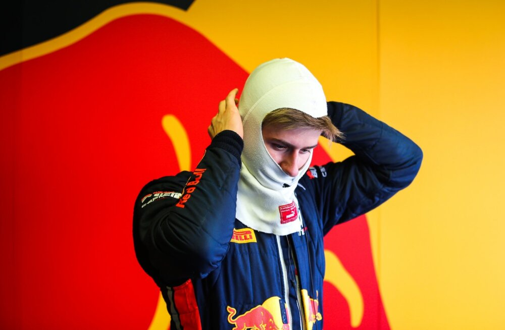 Jüri Vips Macau GP-l