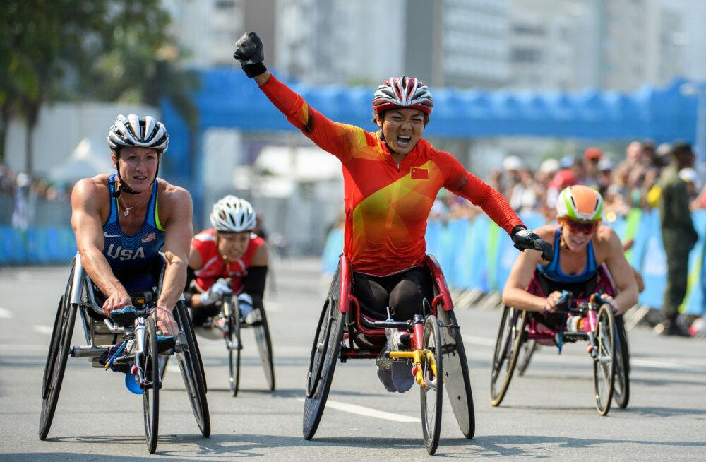 Paraolümpia maraton jääb sportlaste nõudmisel Tokyosse