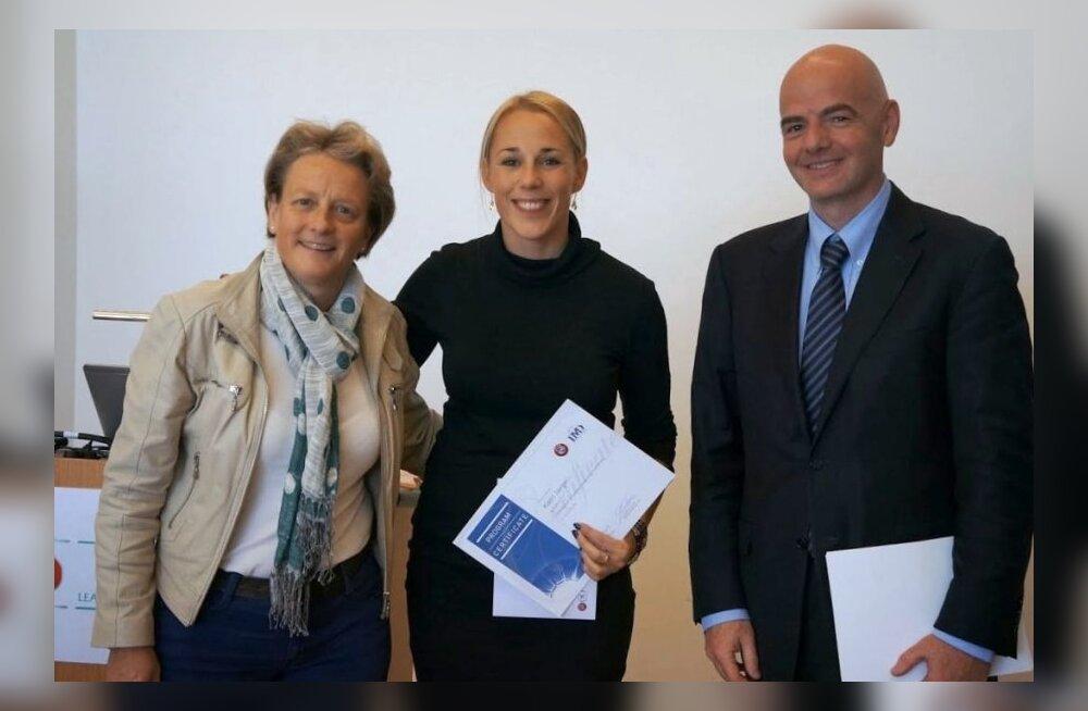 UEFA tahab juhtivatele positsioonidele rohkem naisi