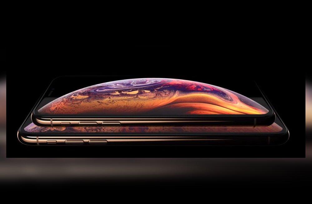 iPhone Xs Max: väidetavalt parima ekraaniga telefon, mis hetkel müügil