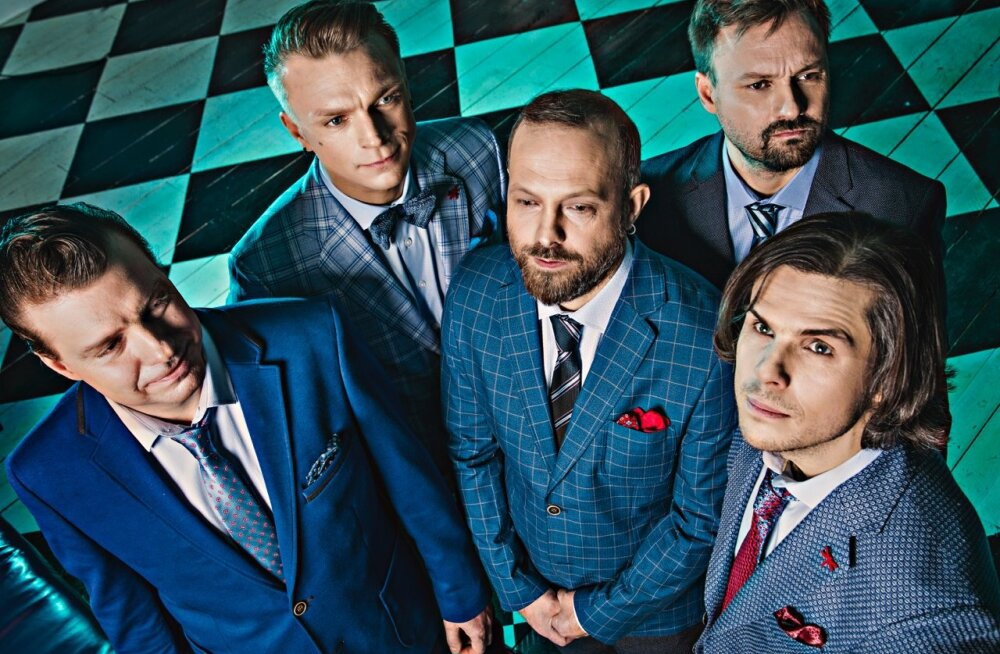 Tanel Padar Blues Bandil ilmub esimene täispikk album: ei jõudnud pensionipõlve ära oodata — armastus bluusi vastu on lihtsalt nii suur!
