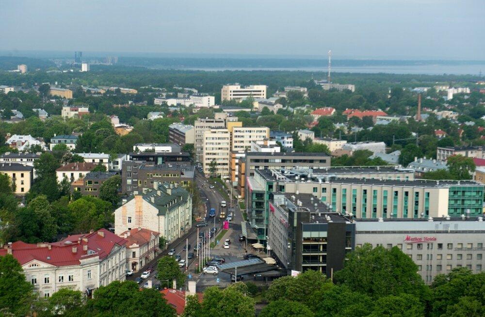 Готов проект бюджета Таллинна на 2018 год