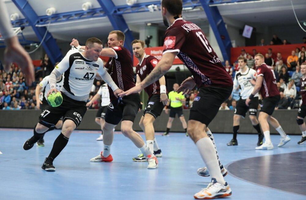 Lõunanaabrid tegid ajalugu: Läti käsipallikoondis jõudis esmakordselt EM-ile