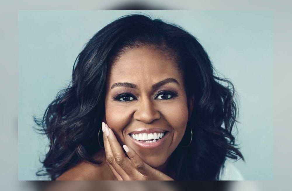Michelle Obama avameelne elulooraamat ilmub täna
