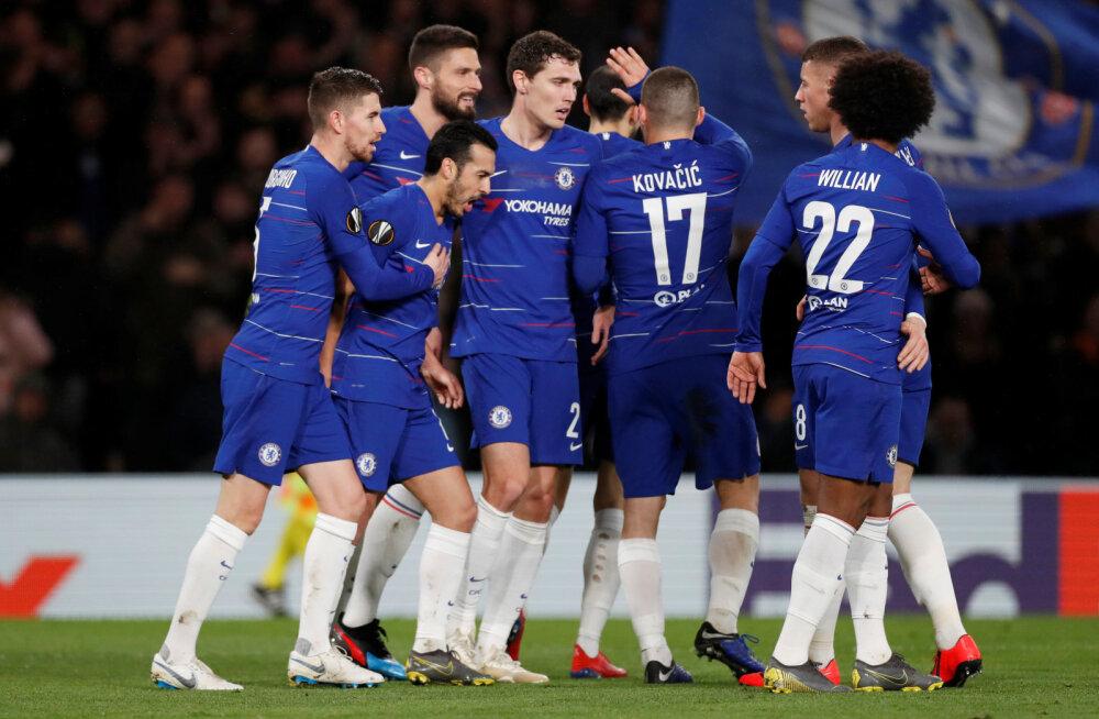 FIFA jättis rahuldamata Chelsea taotluse külmutada ostukeeld