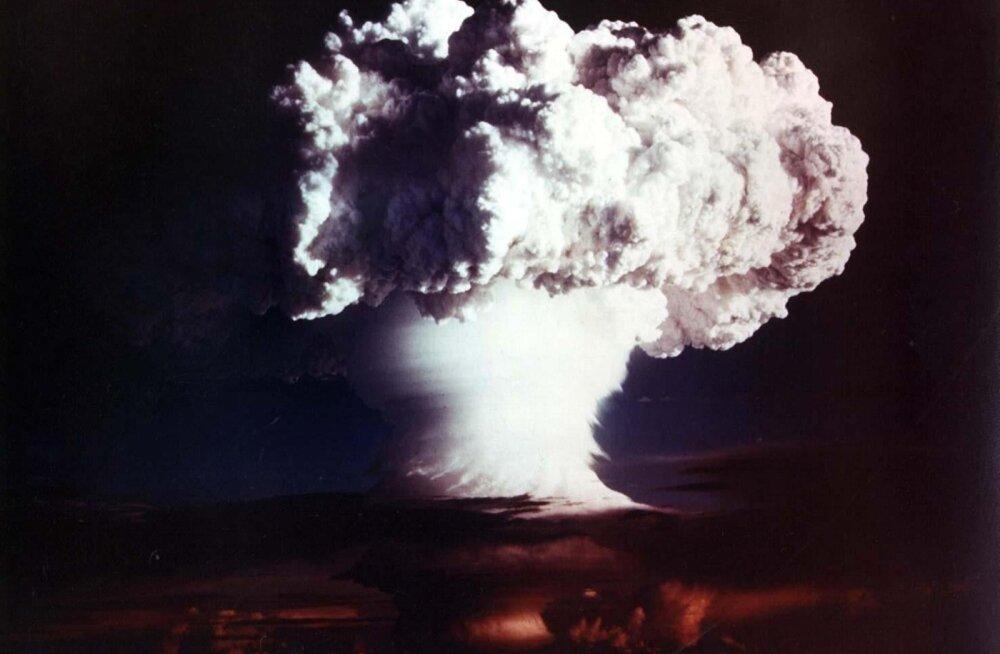 USA-s avaldati 1950. aastate tuumasihtmärkide nimekirjad, hävitada tuli elanikkond