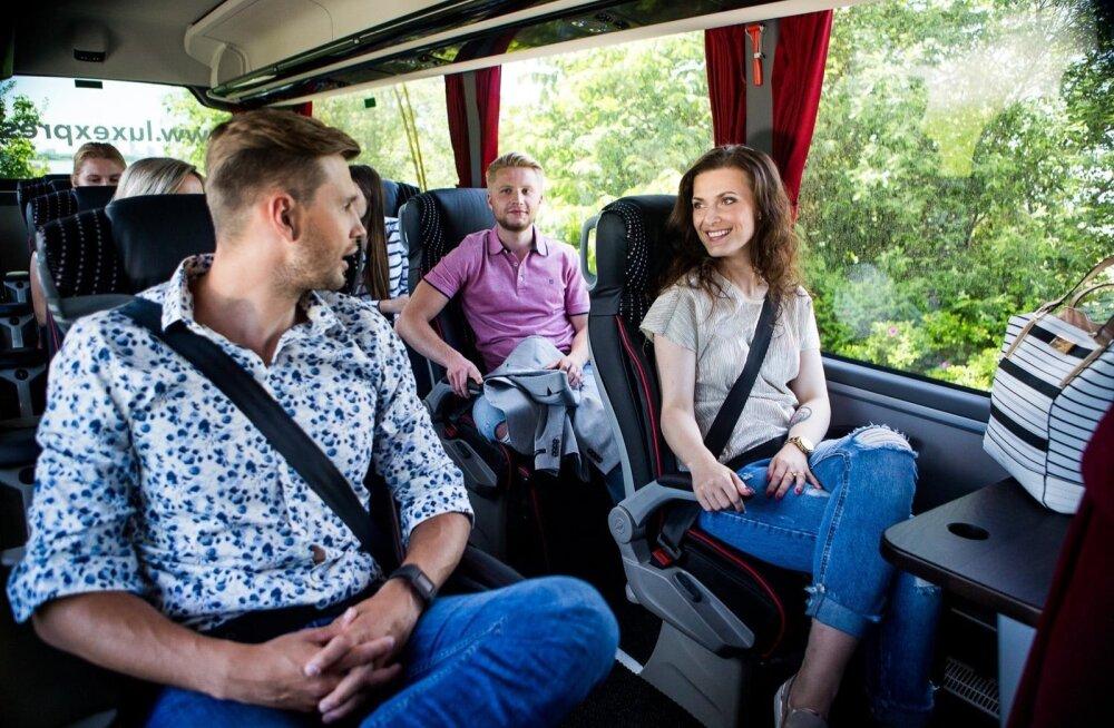 Какие вещи забывают туристы в автобусах между Петербургом и странами Балтики