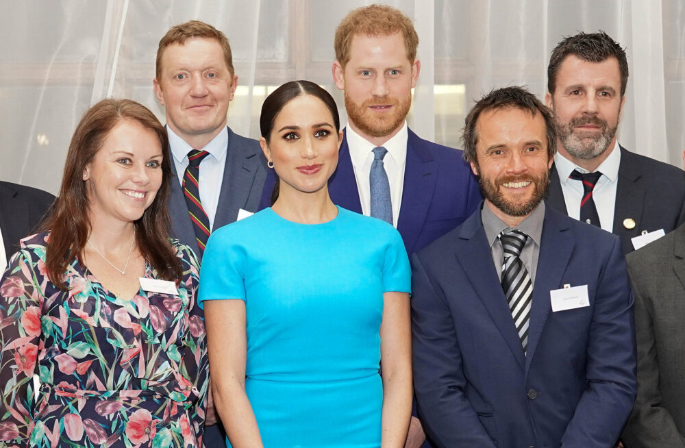 Briti monarhia huviline: Meghani ja Harry turvamine pärast megxitit on väga suur mure