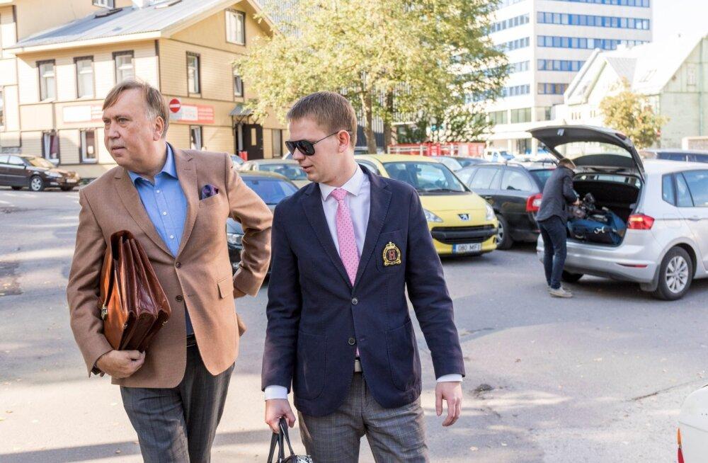 IRL: on alust kahtlustada, et Tallinna linn maksab varjatult kinni Savisaare isiklikud kohtuvaidlused