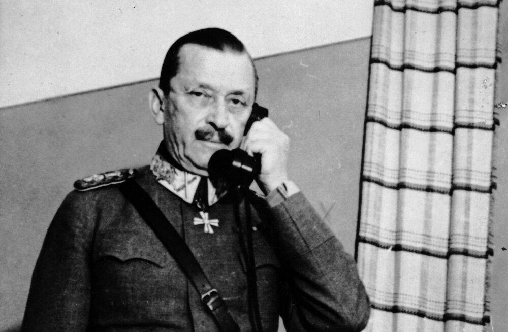 Raamat: eestlane Karl saadeti Soome marssal Mannerheimi tapma