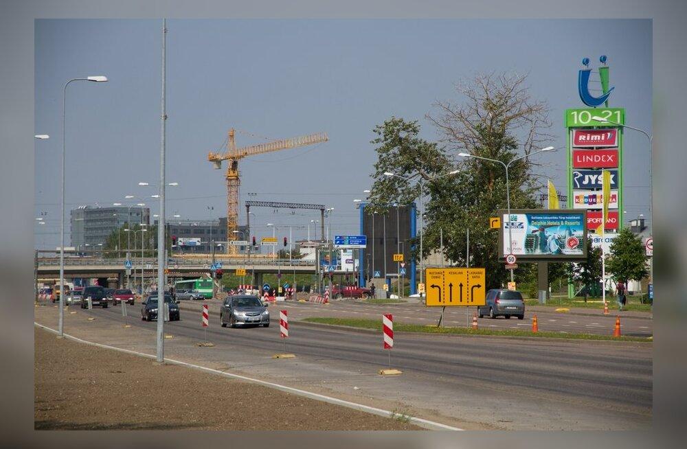 ФОТО: В этом году велозаезд в Таллинне не вызвал пробок
